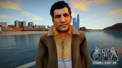 Joe Barbaro Niko Bellic clothing para GTA San Andreas