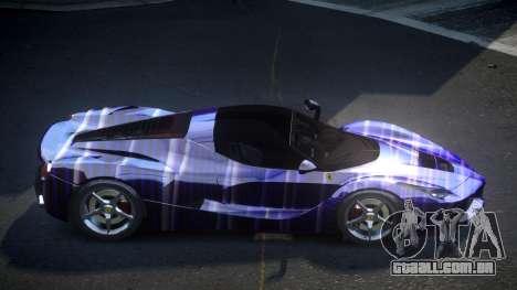 Ferrari LaFerrari PSI-U S6 para GTA 4