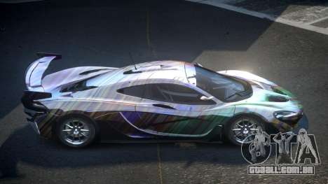 McLaren P1 GST Tuning S5 para GTA 4