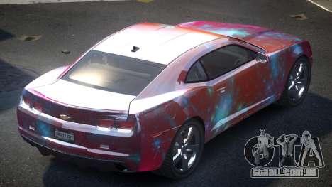 Chevrolet Camaro BS-U S9 para GTA 4