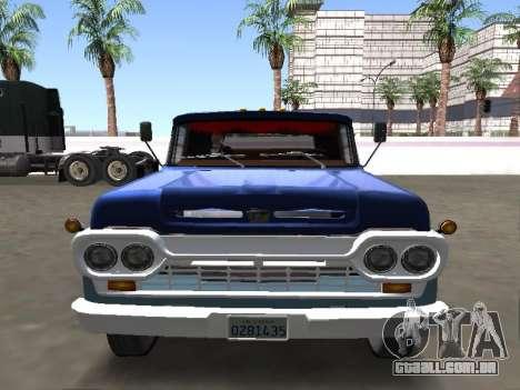 Ford F-100 1967 para GTA San Andreas