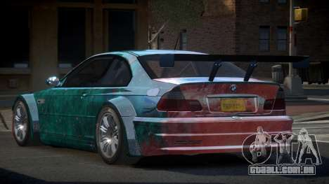 BMW M3 E46 PSI Tuning S7 para GTA 4