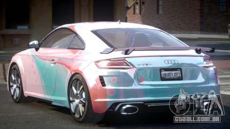 Audi TT U-Style S7 para GTA 4