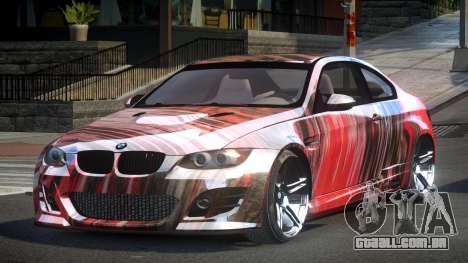 BMW M3 E92 US S4 para GTA 4