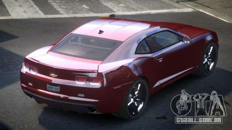 Chevrolet Camaro BS-U para GTA 4