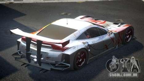 Honda HSV US S2 para GTA 4