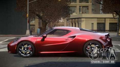 Alfa Romeo 4C U-Style para GTA 4