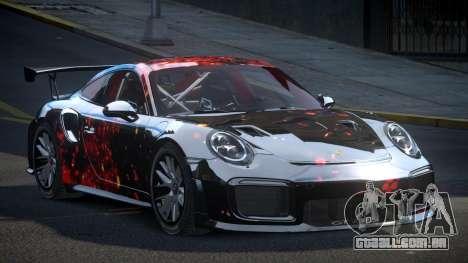 Porsche 911 GS GT2 S1 para GTA 4