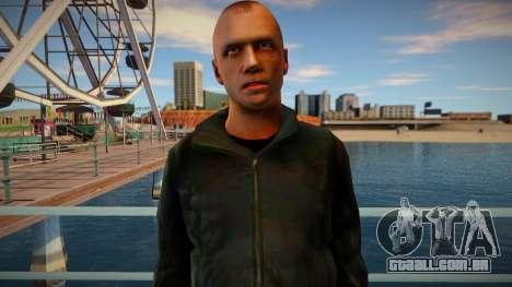 Raqueter russo para GTA San Andreas