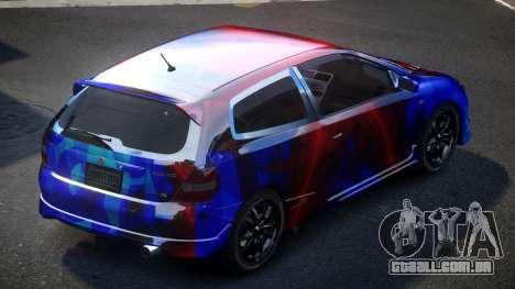 Honda Civic U-Style S4 para GTA 4