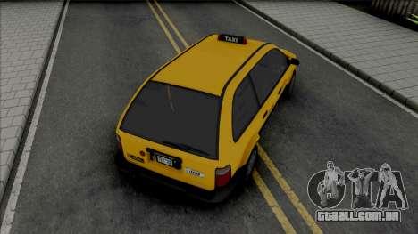 GTA IV Schyster Cabby para GTA San Andreas