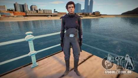 Cal Kestis skin para GTA San Andreas