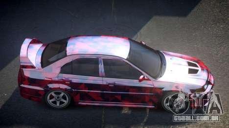 Mitsubishi Lancer VI U-Style S9 para GTA 4