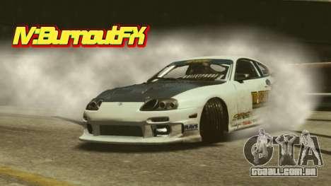 IV BurnoutFX para GTA 4