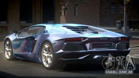 Lamborghini Aventador BS LP700 PJ8 para GTA 4