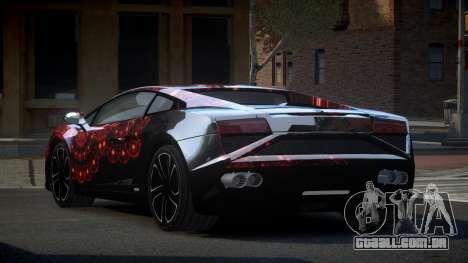 Lamborghini Gallardo IRS S7 para GTA 4