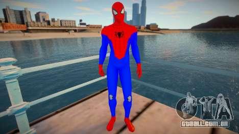 Spiderman Great Responsability para GTA San Andreas