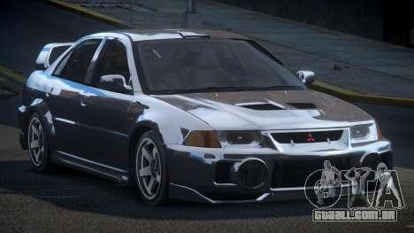 Mitsubishi Lancer VI U-Style para GTA 4