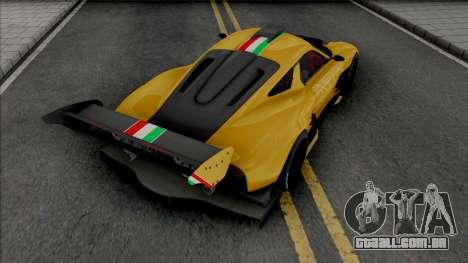 ATS RR Turbo para GTA San Andreas
