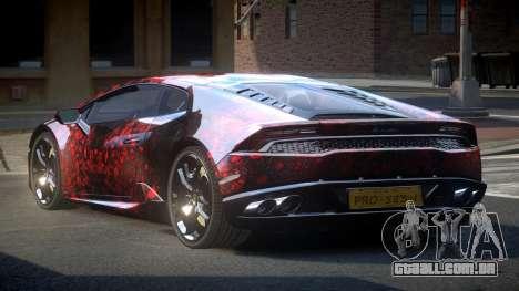Lamborghini Huracan LP610 S6 para GTA 4