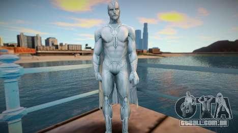 White Vision skin para GTA San Andreas