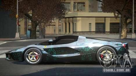 Ferrari LaFerrari PSI-U S1 para GTA 4