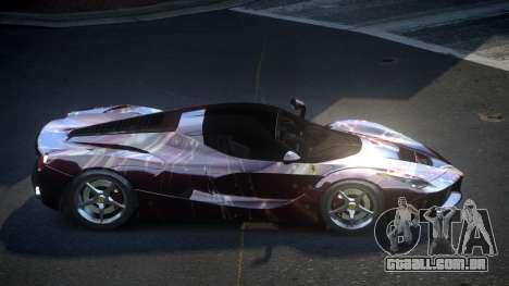 Ferrari LaFerrari PSI-U S8 para GTA 4
