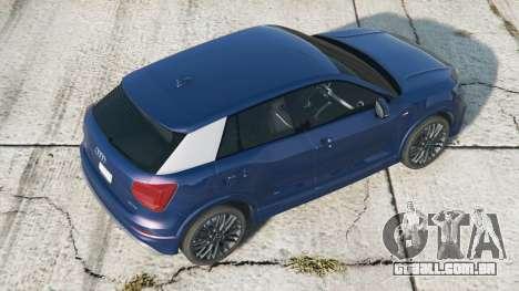 Audi Q2 TFSI S linha 2018〡add-on
