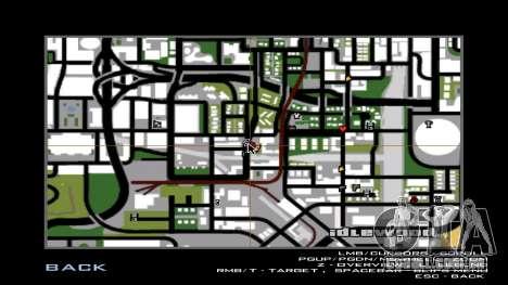 Retexcionando a barbearia em Idlewood para GTA San Andreas