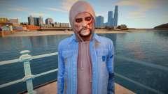 Homeless skin para GTA San Andreas