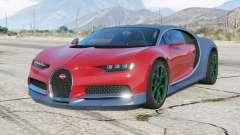 Bugatti Chiron 2016〡add-on v3.0 para GTA 5