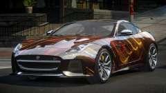 Jaguar F-Type U-Style S10 para GTA 4