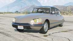 Citroen DS 23 Pallas 1972 para GTA 5