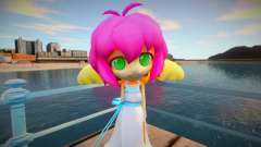 Puyo Puyo-Harpy para GTA San Andreas