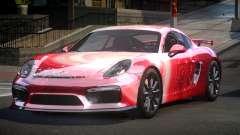 Porsche 718 Cayman GT4 S2 para GTA 4