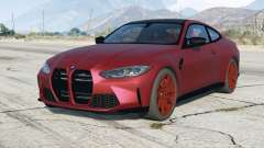 BMW M4 Competition (G82) 2020〡add-on para GTA 5