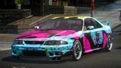 Nissan Skyline R33 US S1 para GTA 4