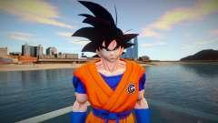 Goku Capsule Corp para GTA San Andreas
