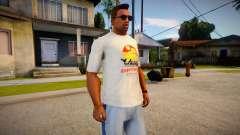 Repulserlift T-Shirt para GTA San Andreas