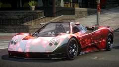 Pagani Zonda BS-S S1 para GTA 4