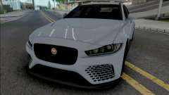 Jaguar XE SV [IVF ADB VehFuncs] para GTA San Andreas
