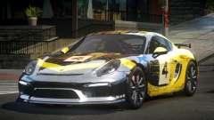 Porsche 718 Cayman GT4 S5 para GTA 4