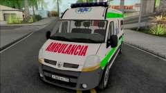 Renault Master Seme Ambulancia Paraguay