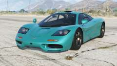 McLaren F1 1993〡add-on v1.0 para GTA 5