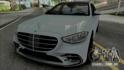 Mercedes-Benz S500 2021 para GTA San Andreas