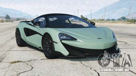 McLaren 600LT 2018〡add-on v2.0 para GTA 5
