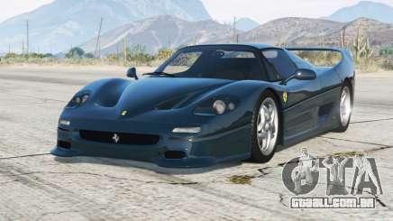 Ferrari F50 1995〡add-on v1.4 para GTA 5