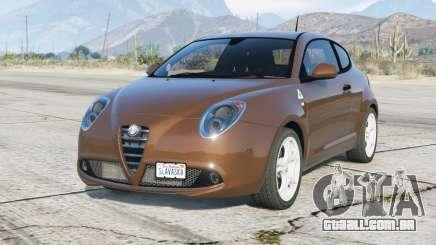 Alfa Romeo MiTo Quadrifoglio Verde (955) 2014 v2.5 para GTA 5
