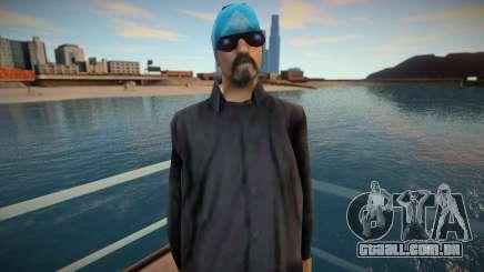 New vla 2 skin para GTA San Andreas
