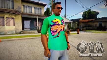 New T-Shirt - tshirtmaddgrn para GTA San Andreas